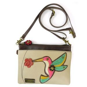 Chala Hummingbird Mini Crossbody Bag Purse NEW